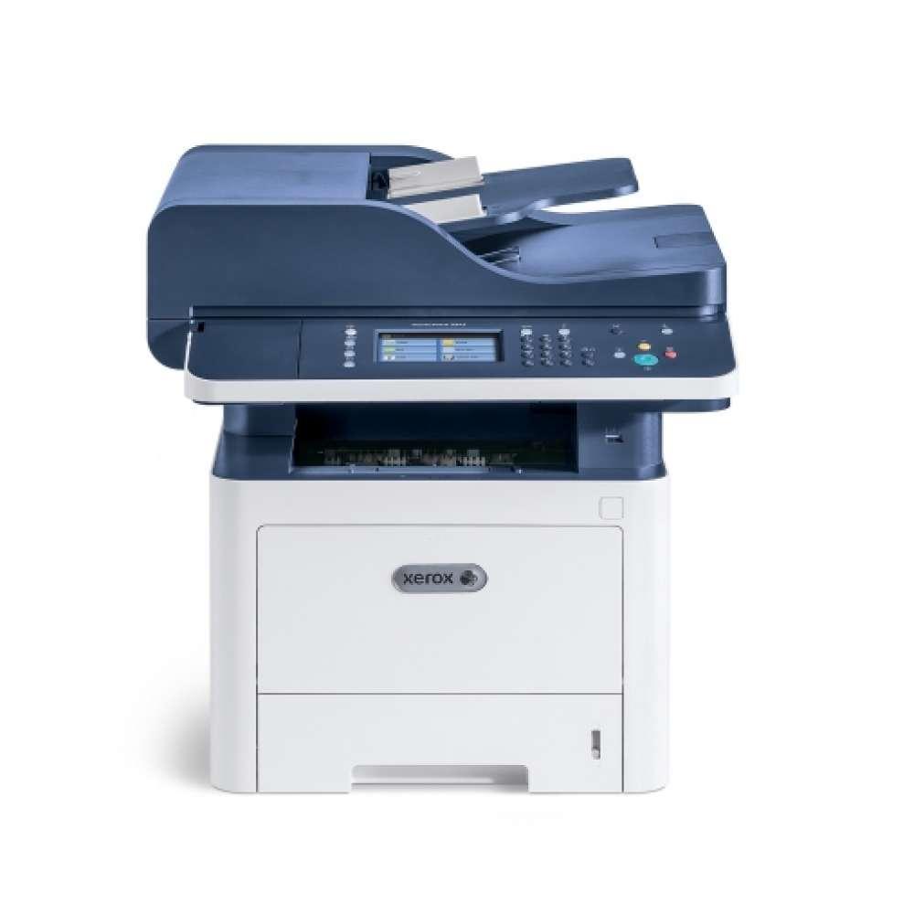 Лазерно многофункционално устройство Xerox WorkCentre 3345 3345V DNI